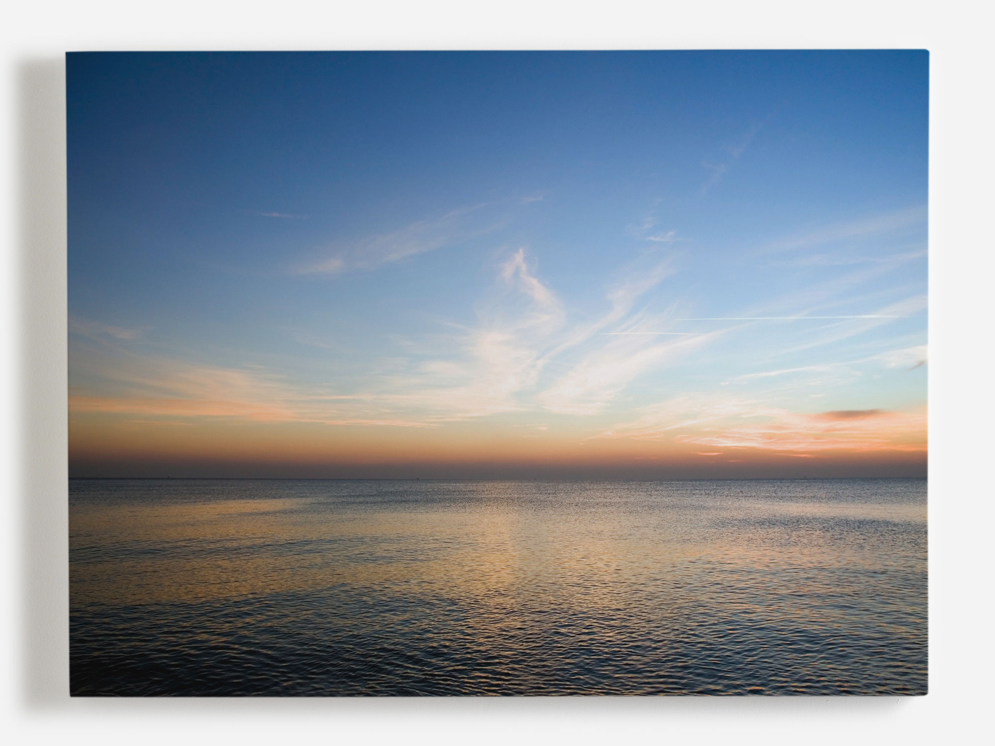 Nic Miller canvas 'Sunset'