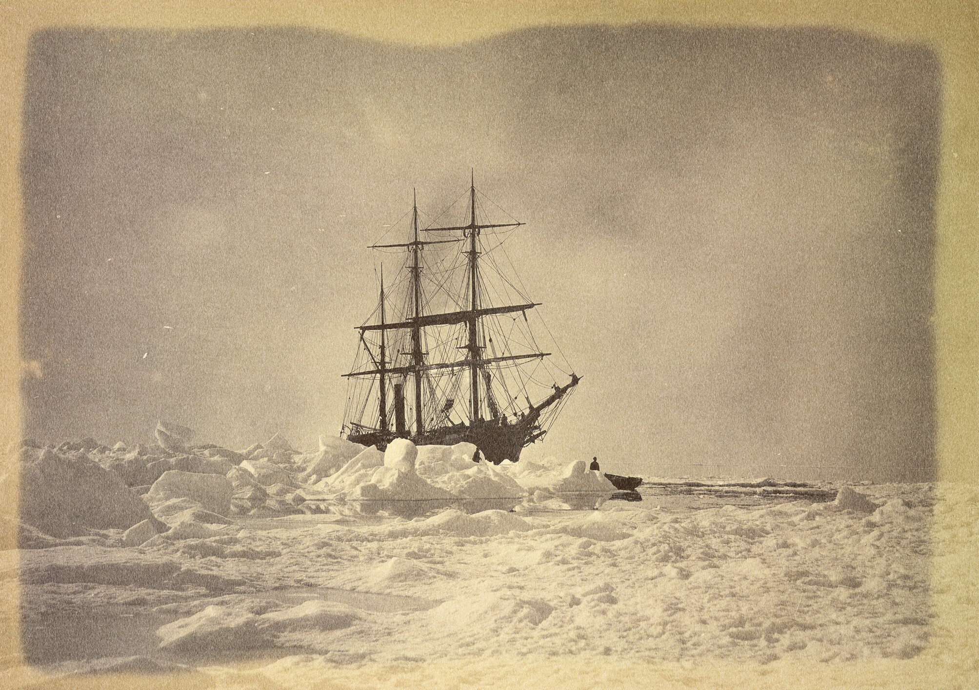 A Ship in the Ice