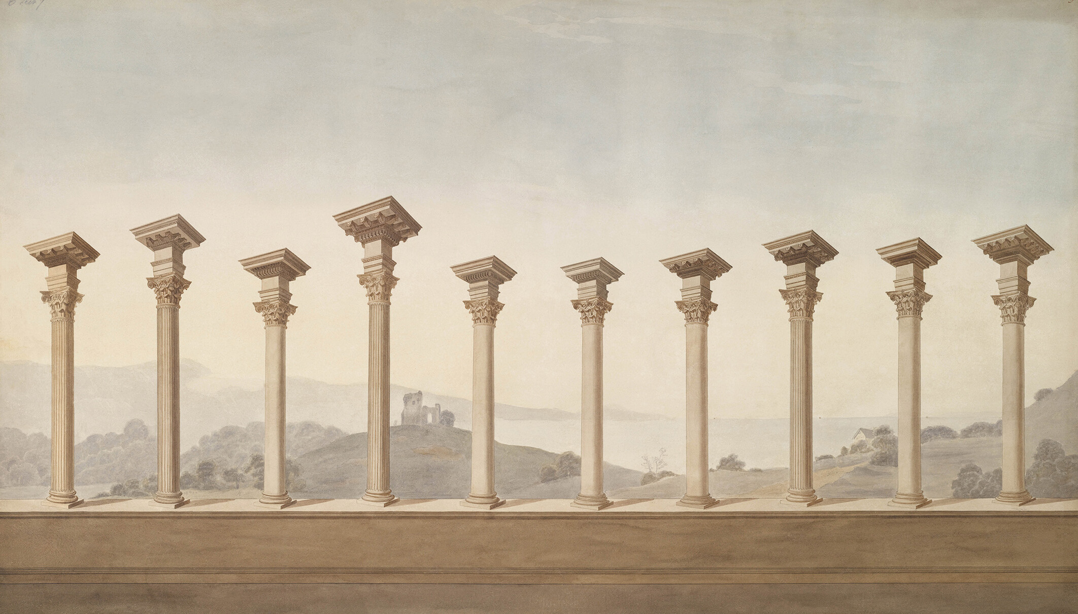 Corinthian orders: comparative perspectives after Fréart
