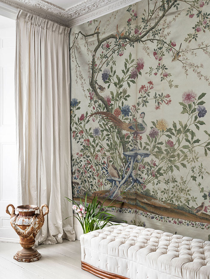 Hanging I Wallpaper murals