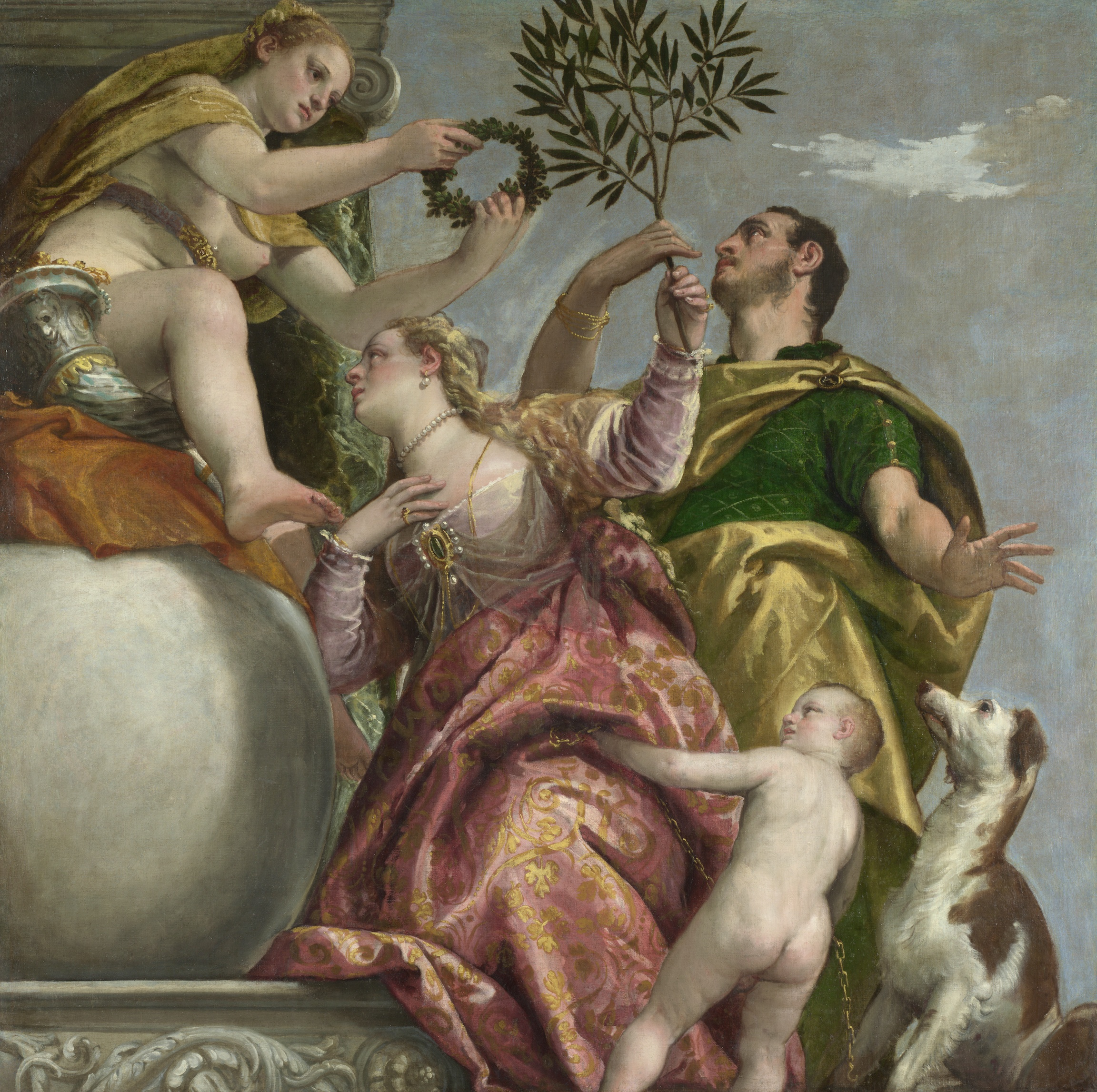 Allegory of Love, IV ('Happy Union')
