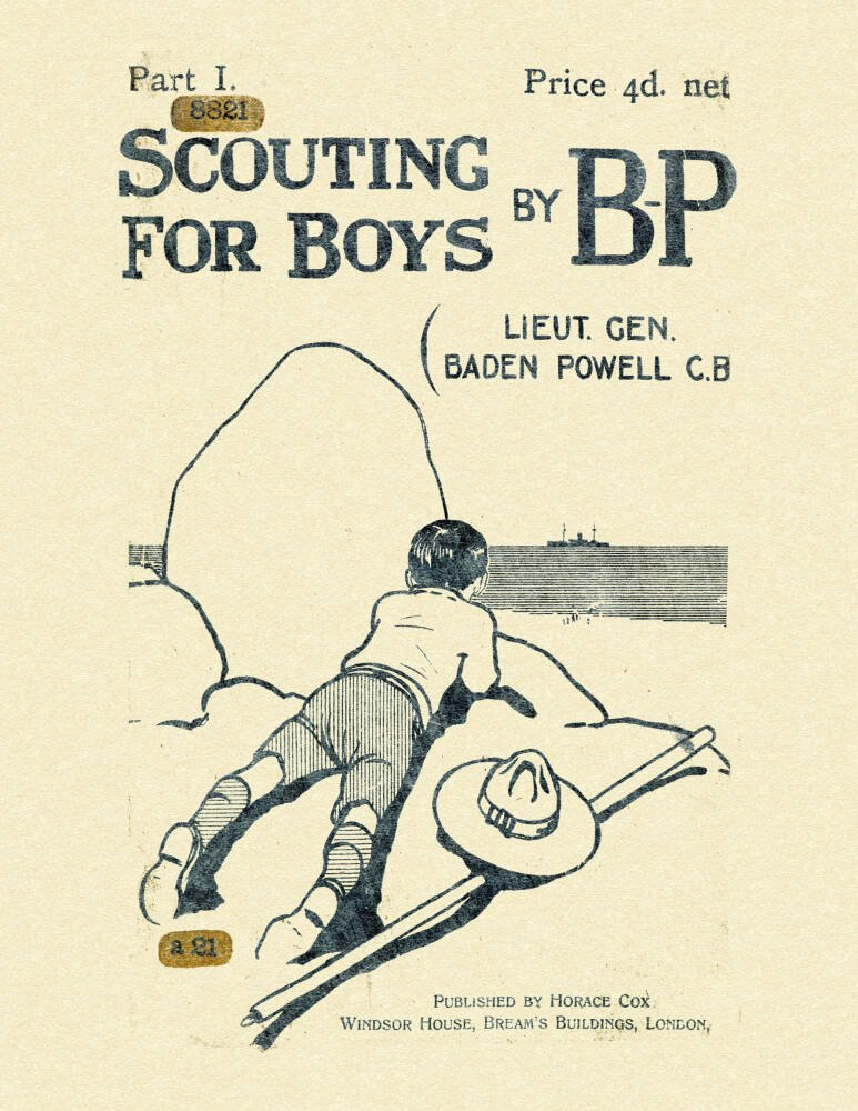 Scouting for Boys, part 1