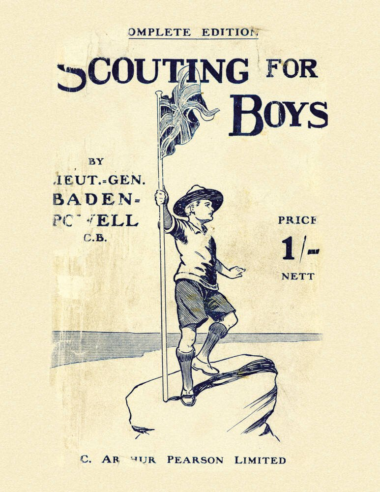 Scouting for Boys, part 2