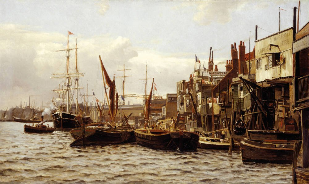 The Riverside at Limehouse