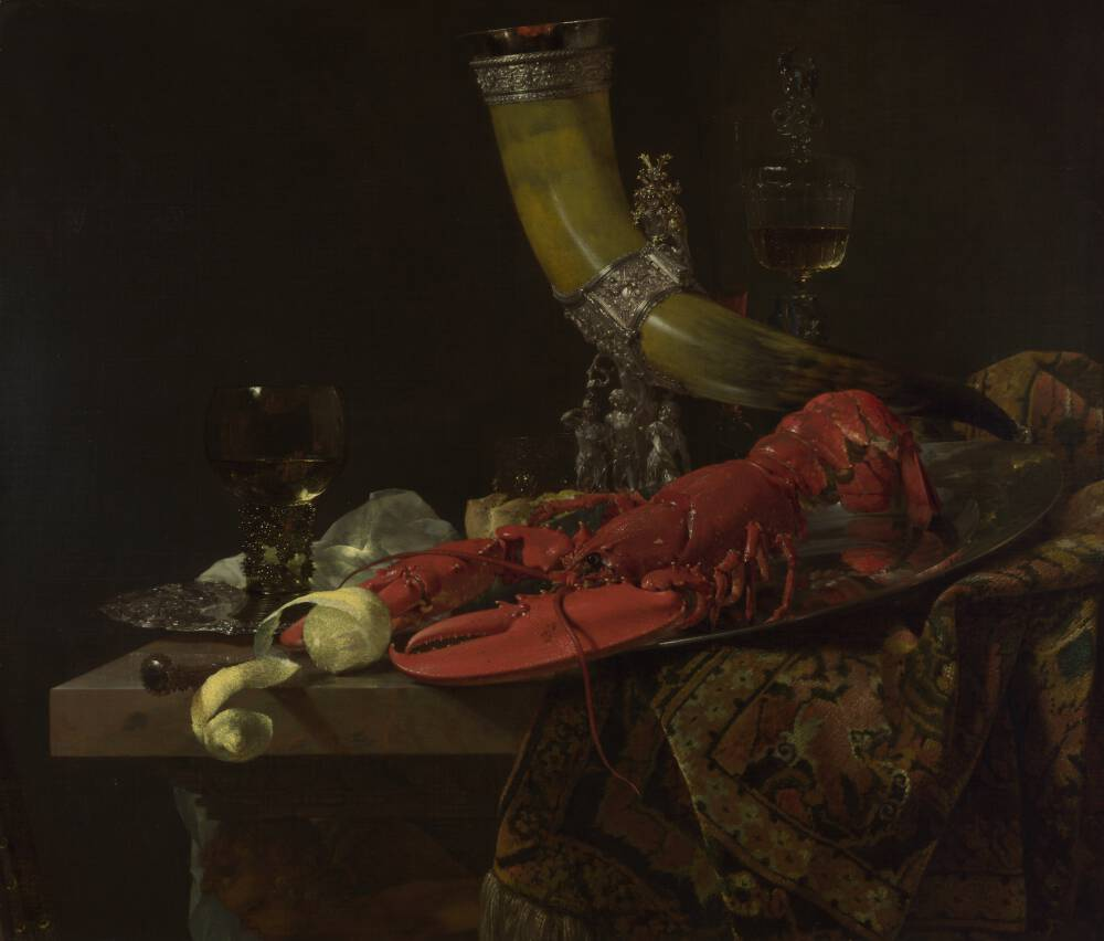 Still Life with Drinking-Horn