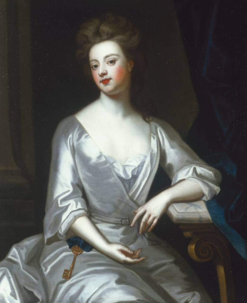 Sarah Churchill (nÈe Jenyns), Duchess of Marlborough