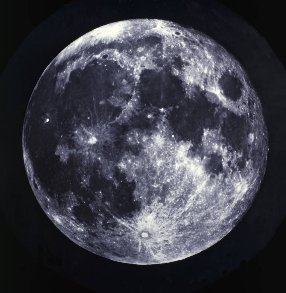 Full Moon, between 1858 and 1862