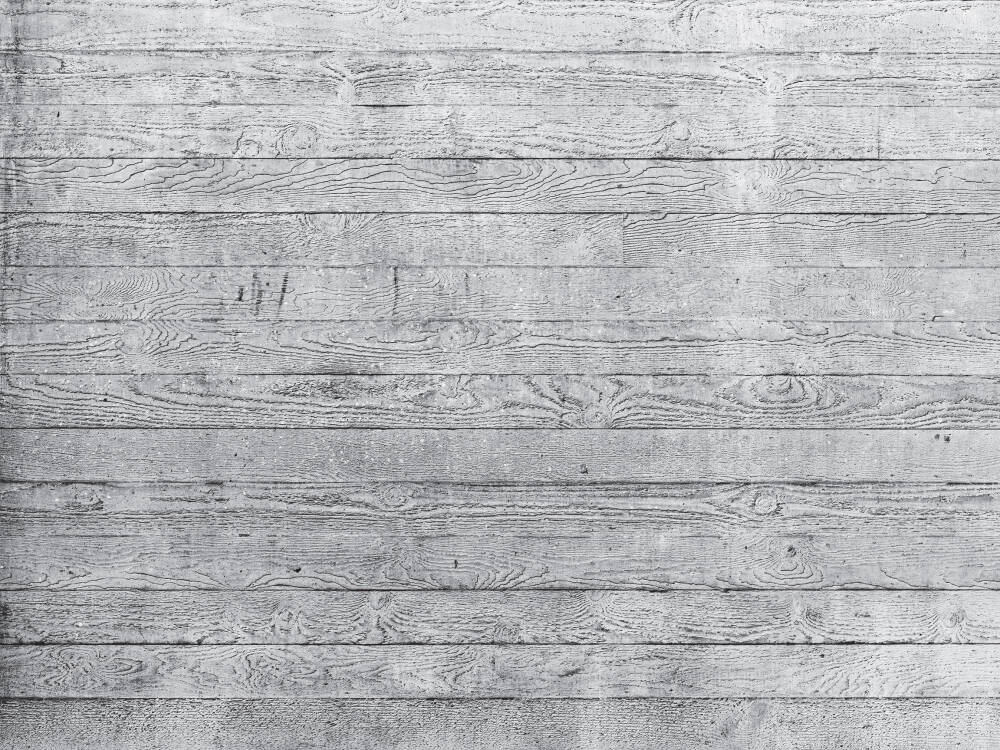Concrete Wood II White