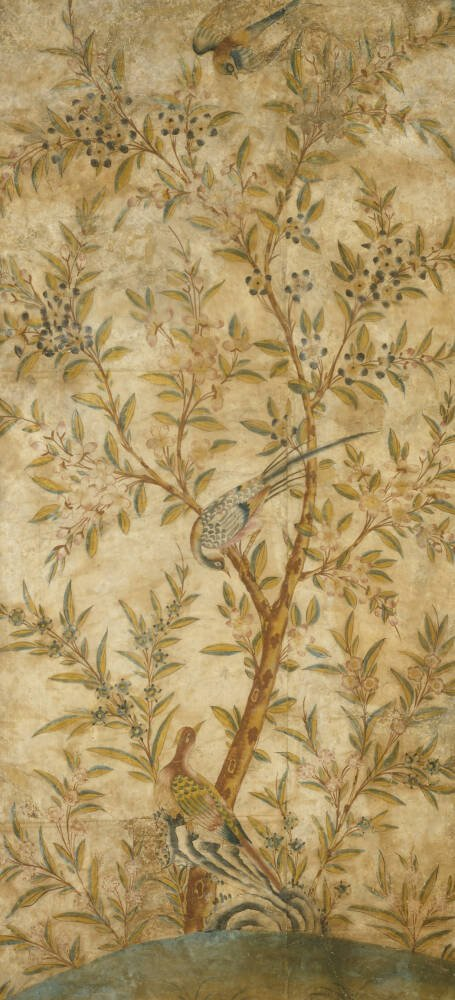 Wotton-Under-Edge Chinoiserie Panel