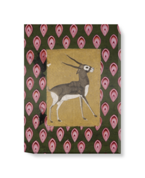 'Grylle of a Deer-Like Animal detail' Canvas Wall Art