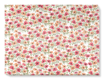 'Garden' Canvas Wall Art