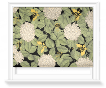 'Flowers & foliage' Roller Blind