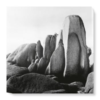 'White Rocks, Penninis' Canvas Wall Art