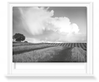 'Large White Cloud near Bilsington' Roller Blind