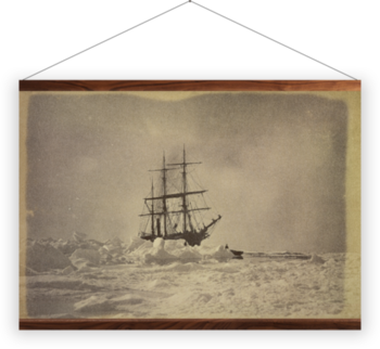 'A Ship in the Ice' Wall Hanging