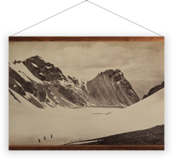 'The top of the Manirung Pass' Wall Hanging