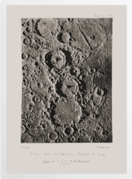 'Craters on the Moon' Art Prints