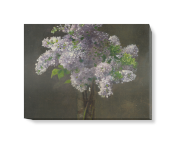 'Lilac' Canvas Wall Art