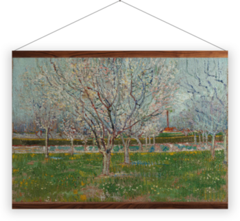 'Orchard in Blossom' Wall hangings