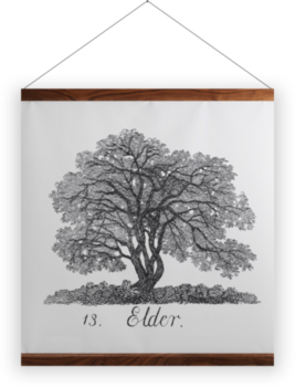 'Elder' Wall Hanging
