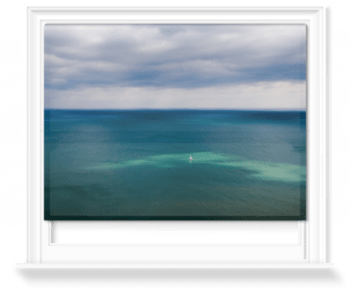 'Calm Sailing' Roller Blind