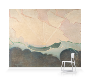 'Seascape' Wallpaper Mural