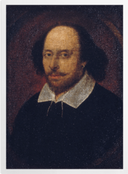 'William Shakespeare' Art Prints