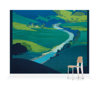 'Yorkshire Dales' Wallpaper Mural