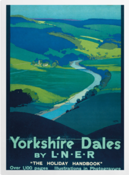 'Yorkshire Dales' Art Prints