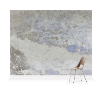 'Peeling Paint II' Wallpaper Mural