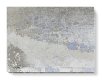 'Peeling Paint II' Canvas Wall Art