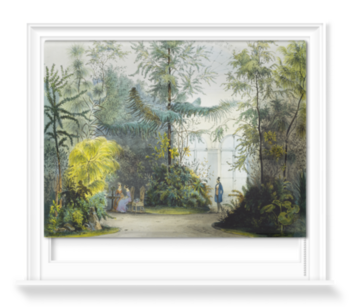 'Winter Garden Vienna' Roller Blind