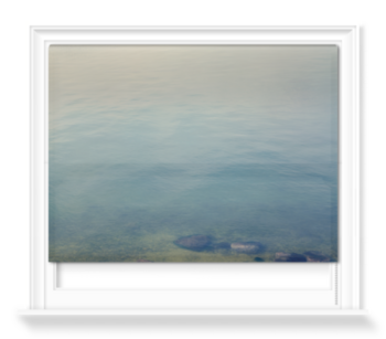 'Stepping in' Roller Blind