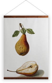'Pears' Wall Hanging