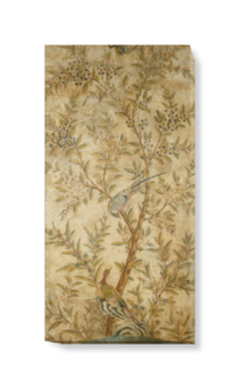 'Wotton-Under-Edge Chinoiserie Panel' Canvas Wall Art