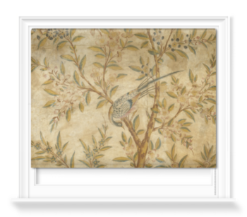 'Wotton-Under-Edge Chinoiserie Panel' Roller Blind