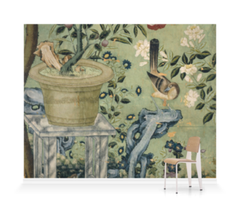'Panel of Wallpaper I' Wallpaper Mural