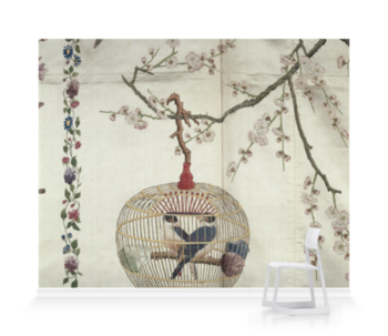 'Hanging II' Wallpaper murals