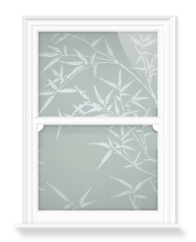 'Bamboo' Decorative Window Film