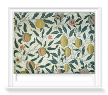'Fruit Wallpaper' Roller Blind
