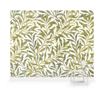 'Willow Bough' Wallpaper Mural
