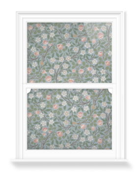 'Clover' Decorative Window Film