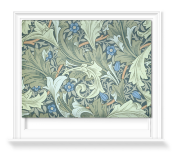 'Granville wallpaper' Roller Blind