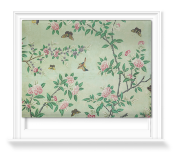 'Wallpaper design' Roller Blind