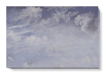 'Study of Cirrus Clouds' Canvas Wall Art