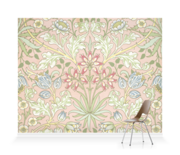 'Hyacinth I' Wallpaper Mural