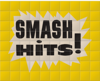 'Smash Hits' Ceramic Tile Mural