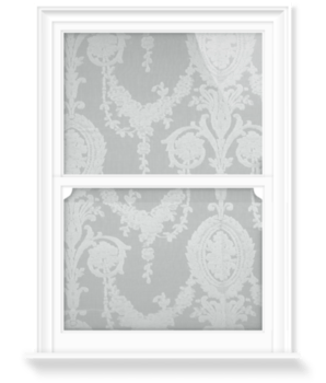 'Virginia - Grey' Decorative Window Film