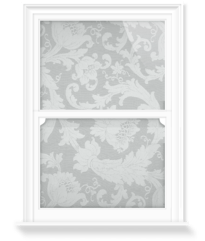 'Annabel - Grey' Decorative Window Film