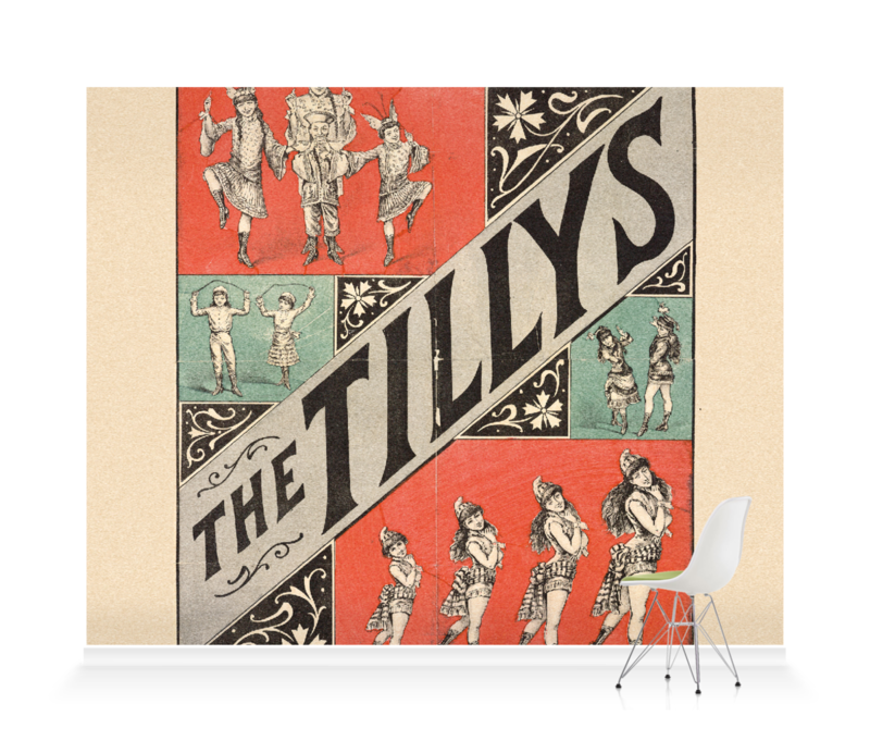The Tillys At The Royal Aquarium Wallpaper Mural Surfaceview